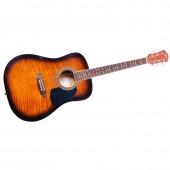 Гитара акустическая Kapok FLD20SB