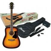 Набор начинающего гитариста Ibanez V50NJP VS