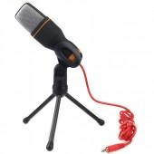 Конденсаторный микрофон с подставкой