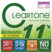 Cleartone Bronze Custom Light (011-052)