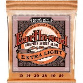Ernie Ball 2150 Earthwood Phosphor Bronze Extra Light (010-050)