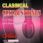 Струны Alice A107 для классической гитары