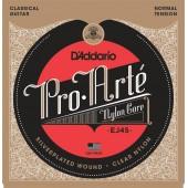 Струны D'Addario EJ45 Pro-Arte для классической гитары