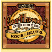 Ernie Ball 2008 Earthwood Bronze Rock and Blues (010-052)