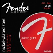 Fender 250R Super 250 Nickel-Plated Steel (010-046)