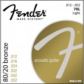 Fender 70L Bronze Light