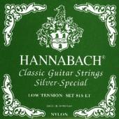 Струны Hannabach E815LT для классической гитары