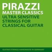 Струны для классической гитары Pirazzi Master Classic Medium P588010