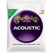 Martin M170 Bronze Extra Light (010-047)