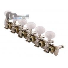 Колковый механизм для 12-ти струнной гитары MHA604 Metallor