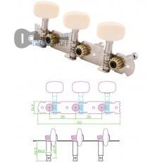 Колковый механизм Metallor MHG 322 для акустической гитары