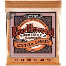 Ernie Ball Phosphor Bronze Extra Light