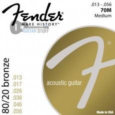 Fender 70M Bronze Custom Light
