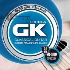 струны для классической гитары GK 960