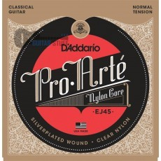 struny-daddario-ej45-pro-arte-dlya-klassicheskoj-gitary