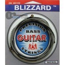 Струны для бас-гитары Solid BLIZZARD