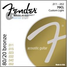 Fender 70CL Bronze Custom Light