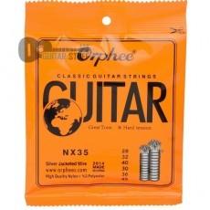Струны Orphee NX35 для классической гитары