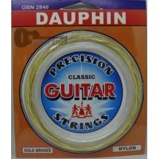 Струны Solid Dauphin GBN2840 для классической гитары