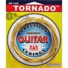 Струны Solid Tornado GB1050 (010-050) для акустической гитары