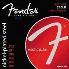 Fender 250LR Super 250 Nickel-Plated Steel