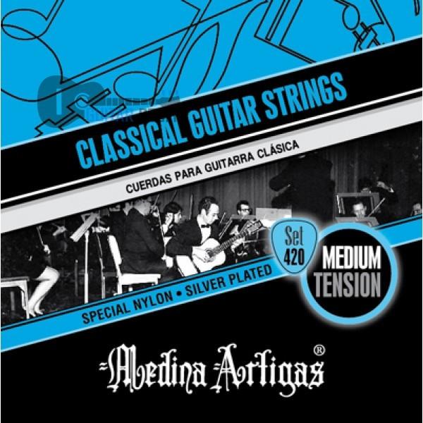 Струны Medina Artigas Azul 420